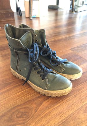 Mens Levi's Combat Boots for Sale in Los Angeles, CA