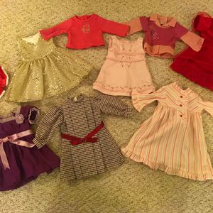 VINTAGE american girl doll clothes for Sale in Portland, OR