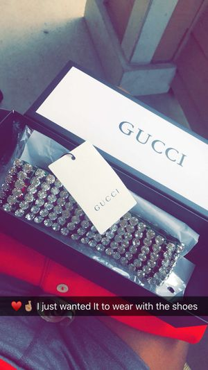 Gucci Chrystal Head Band for Sale in Tampa, FL