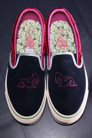 Vans Slip-On Sinner Club size 9,5 for Sale in New York, NY