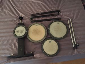 Vintage 60's/70's Remo versatilic practice drum set for Sale in Clemmons, NC