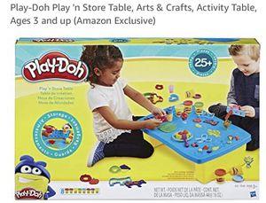 Play-doh table lap desk for Sale in Falls Church, VA