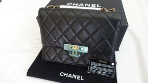 Chanel Golden Class Medium Flap Shoulder Bag Brand New Authentic! for Sale in Irvine, CA