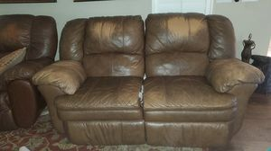 Leather couches for Sale in North Las Vegas, NV