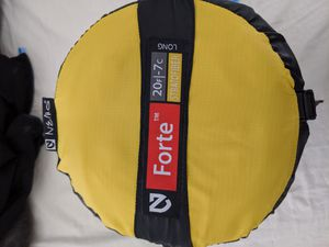 "Nemo Forte 20 Degree ""Long"" Sleeping Bag - Brand New for Sale in Naples, FL"