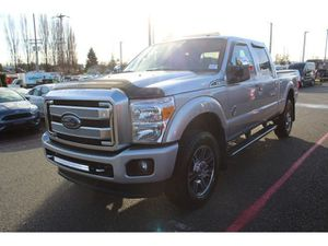 2015 Ford Super Duty F-350 SRW for Sale in Renton, WA