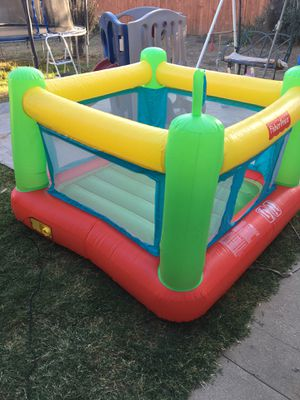 Fisher price bounce house for Sale in Chino Hills, CA