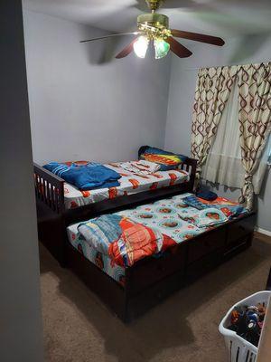 Trundle Kids Bed for Sale in Glenarden, MD