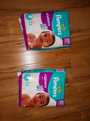 Pampers #4 for Sale in Streamwood, IL