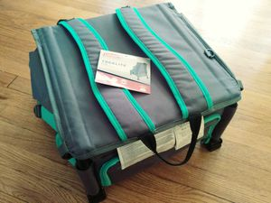 Coleman Cooler Backpack Chair for Sale in Staten Island, NY