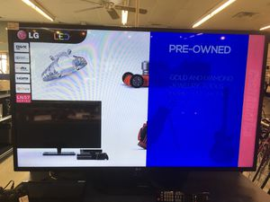 55 inch lg smart tv for sale for Sale in Austin, TX