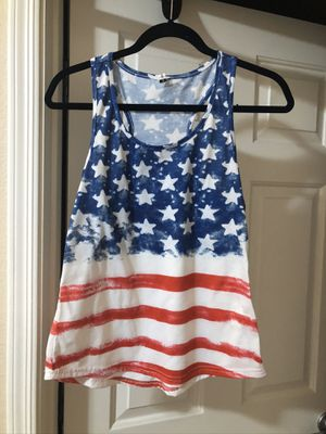 American flag tank top for Sale in Scottsdale, AZ