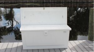 """In Stock, Brand New 54"""" Fiberglass Dock Box. Only $449.95 for Sale in Fort Lauderdale, FL"""