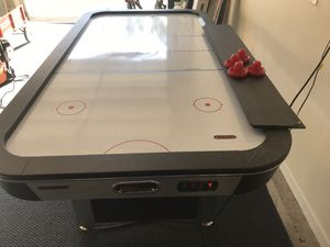 Harvard air hockey table for Sale in Charlotte, NC