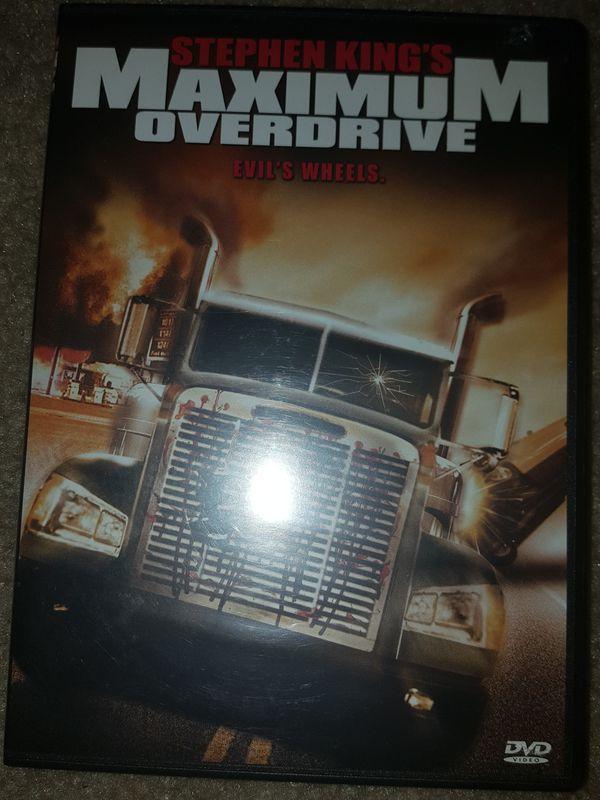 Maximum Overdrive (DVD)