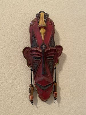 wall decor mask for Sale in Lawton, OK
