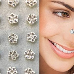 Flower Rhinestone Nose Ring for Sale in Peoria, IL