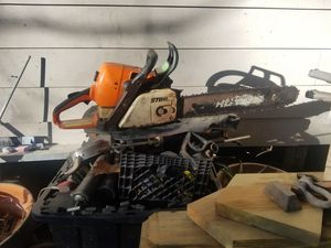 "Stihl 310 20""$350obo for Sale in Houston, TX"