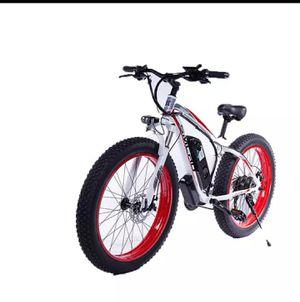 """""""NEW"""" Fat tire E-bike 27 mph for Sale in New York, NY"""