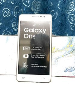Unlocked Samsung Galaxy On 5 for Sale in Queens,  NY