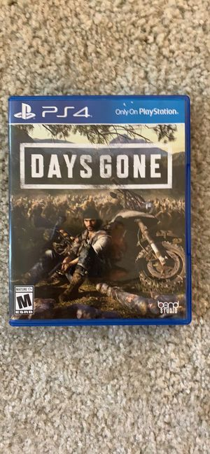 Days Gone PS4 for Sale in Nolensville, TN