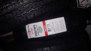 st225 75 r15 trailers tires 10ply 4 new$260 for Sale in Los Angeles, CA