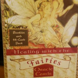 Healing With Faeries Oracle Card Set for Sale in Fresno, CA
