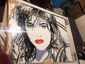 Glass portrait for Sale in Mesa, AZ