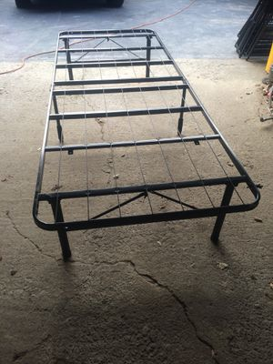 Very nice twin size bed frame for Sale in Newton, MA