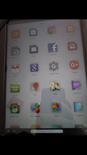 Tablet Nook Bundle for Sale in Phoenix, AZ