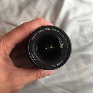 Canon 18-55mm $40 used for Sale in The Bronx, NY