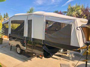 Pop up camper quicksilver for Sale in Ridgefield, WA