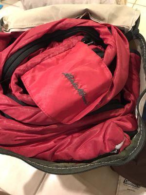 Eddie Bauer sleeping bags red-2 for Sale in Springfield, VA