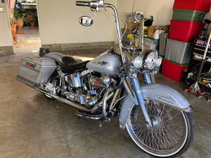 2005 Harley Davidson Softail Deluxe for Sale in Costa Mesa, CA