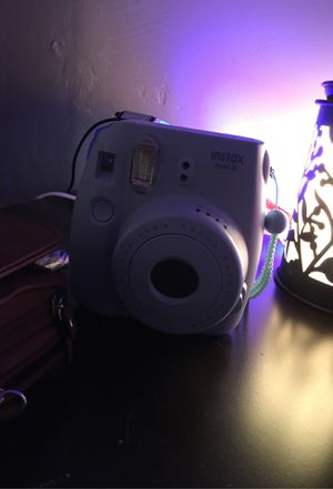 Baby blue Polaroid camera for Sale in Bakersfield, CA