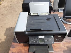 Lexmark X7675 professional all in one wireless network color printer no ink is included for Sale in Washington, DC
