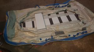8 foot inflatable boat for Sale in Tinton Falls, NJ