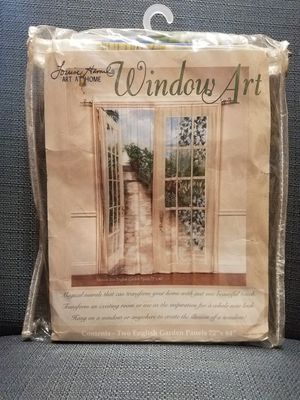 Set of curtain panels for Sale in Manassas, VA