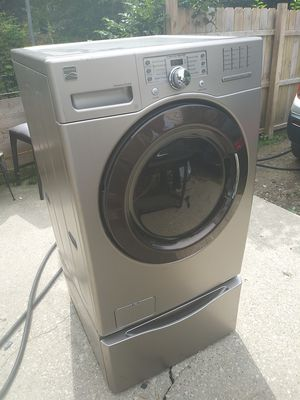 Kenmore frontload washer for Sale in Evergreen Park, IL