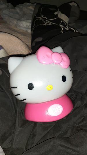 Hello Kitty night light for Sale in Austin, TX