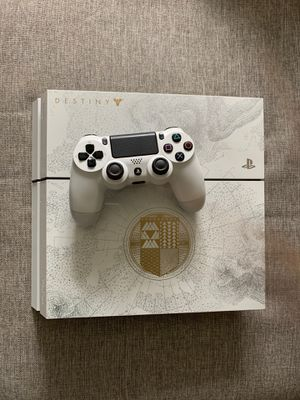 PlayStation 4 Destiny: The Taken King Limited Edition 500GB for Sale in Irvine, CA