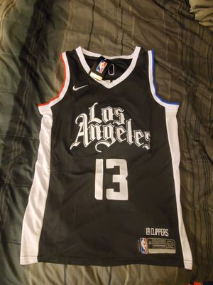 Clippers George jerseys $60 s m l xl 2x for Sale in Pomona, CA