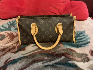 Louis Vuitton pop incourt bag for Sale in Silver Spring, MD