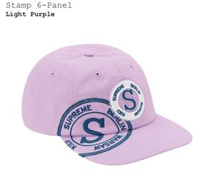 Supreme Stamp 6 Panel hat for Sale in Upland, CA