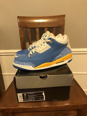 "Air Jordan 3 Retro LS ""Do The Right Thing"" Size 13 for Sale in Los Angeles, CA"