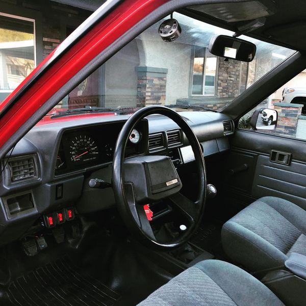 1987 Toyota Pickup