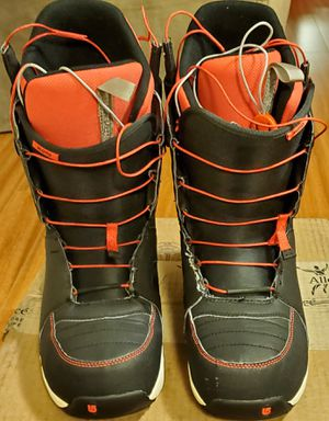 Burton Snowboots like New for Man 11.5 for Sale in Alhambra, CA