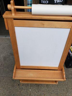 Wooden Kids art easle for Sale in Johnston, RI