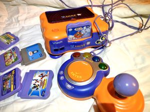 V-tech V-smile play system for Sale in HOFFMAN EST, IL