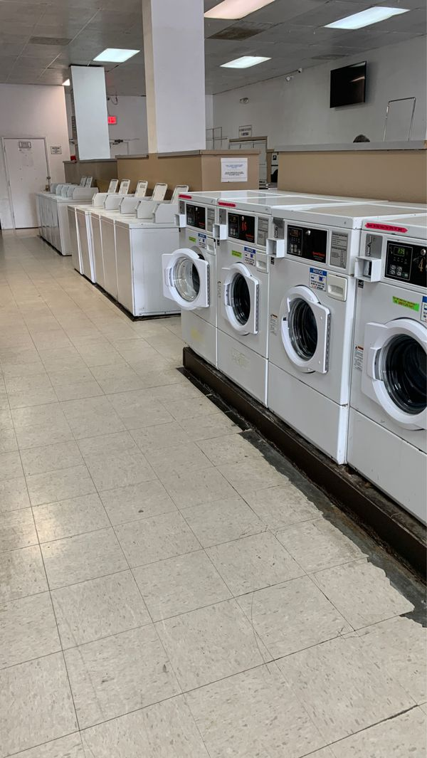 Laundromat for sale at Lompoc CA